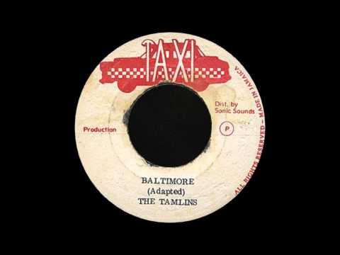 7'' The Tamlins - Baltimore (& Dub)