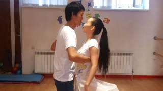 Иван и Виолетта Урок Свадебного танца