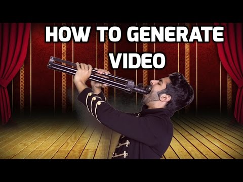 How to Generate Video - Intro to Deep Learning #15