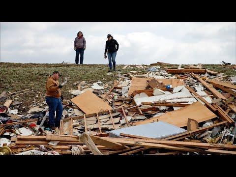 Жертвами торнадо в США стали не менее 3 человек (новости)