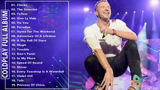 Gambar cover ColdPlay Greatest Hits 2018 - ColdPlay Full Album New Playlist 2018