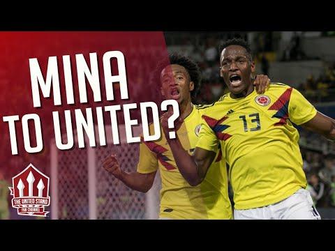 Yerry Mina Close To Manchester United Transfer