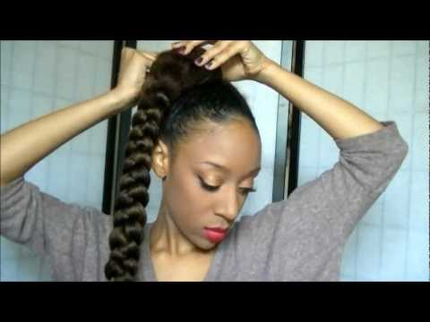 Goddess to Queen Holiday Hair Tutorial