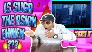 BLACK GUY REACTION TO- Agust D 'Agust D' MV (MUST SEE!!)