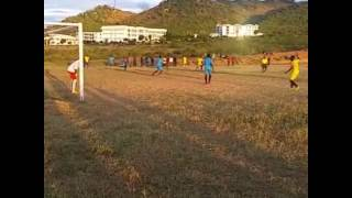 UDOM Best Inter-department Goal
