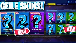 "❌WOW! ""FISH"" SKIN back in SHOP!! 😱 - NEW OBJECT SHOP in FORTNITE is DA!!"