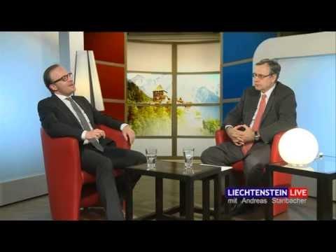 Liechtenstein LIVE mit Prof. Dr. Francesco Schurr