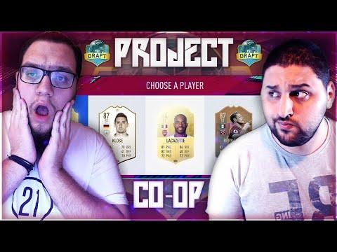 DRAFT ή WL ΠΑΙΖΟΥΜΕ?!?!? ~ Μόνο Fut Draft:Project Co-Op[10] Ft.GeoHunter
