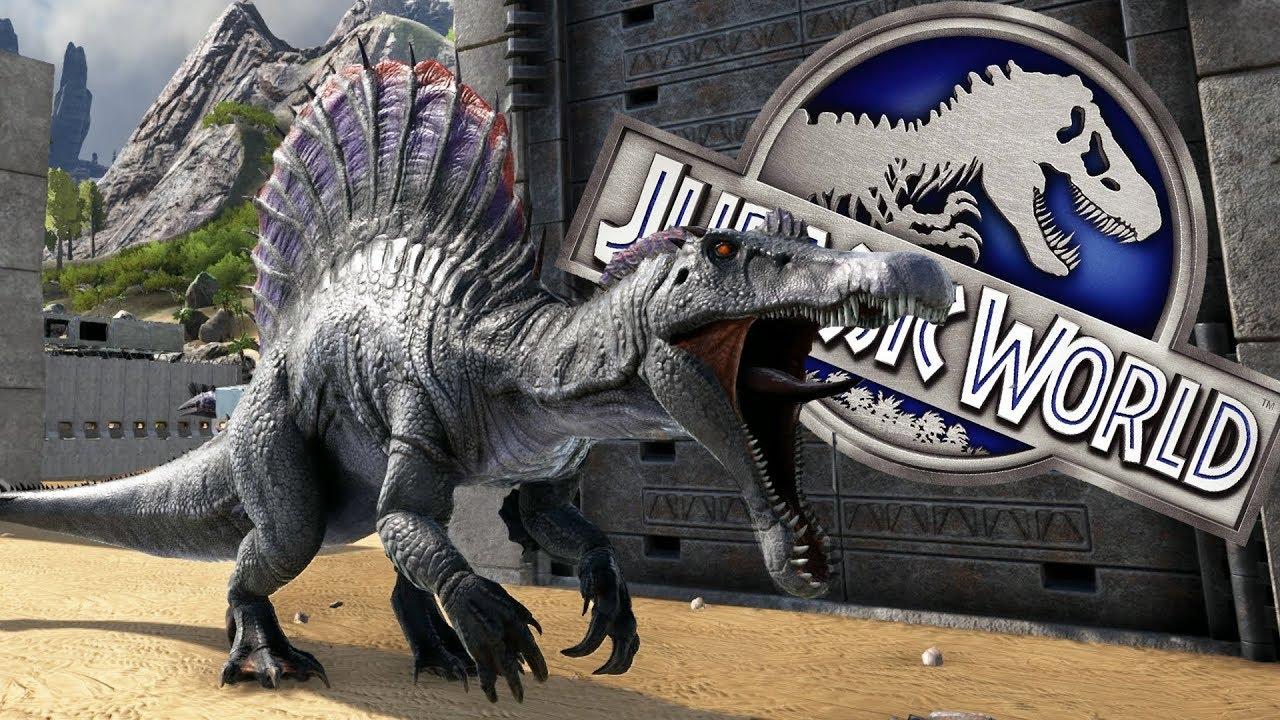 Jurassic Park Item Id