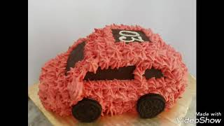 Car Cake _ Zero wasteage _  how to sculpt a cake _ cake decorating _ CAFECCINO