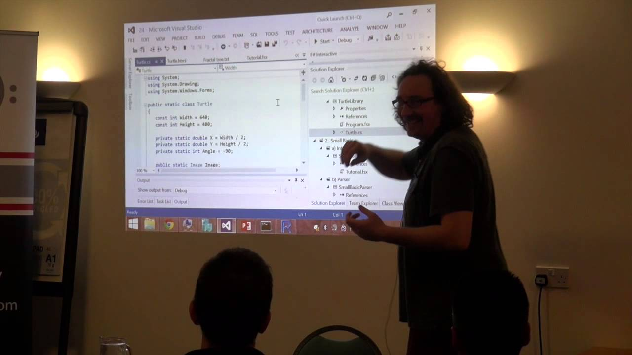 Write your own compiler in 12 hours by Phil Trelford