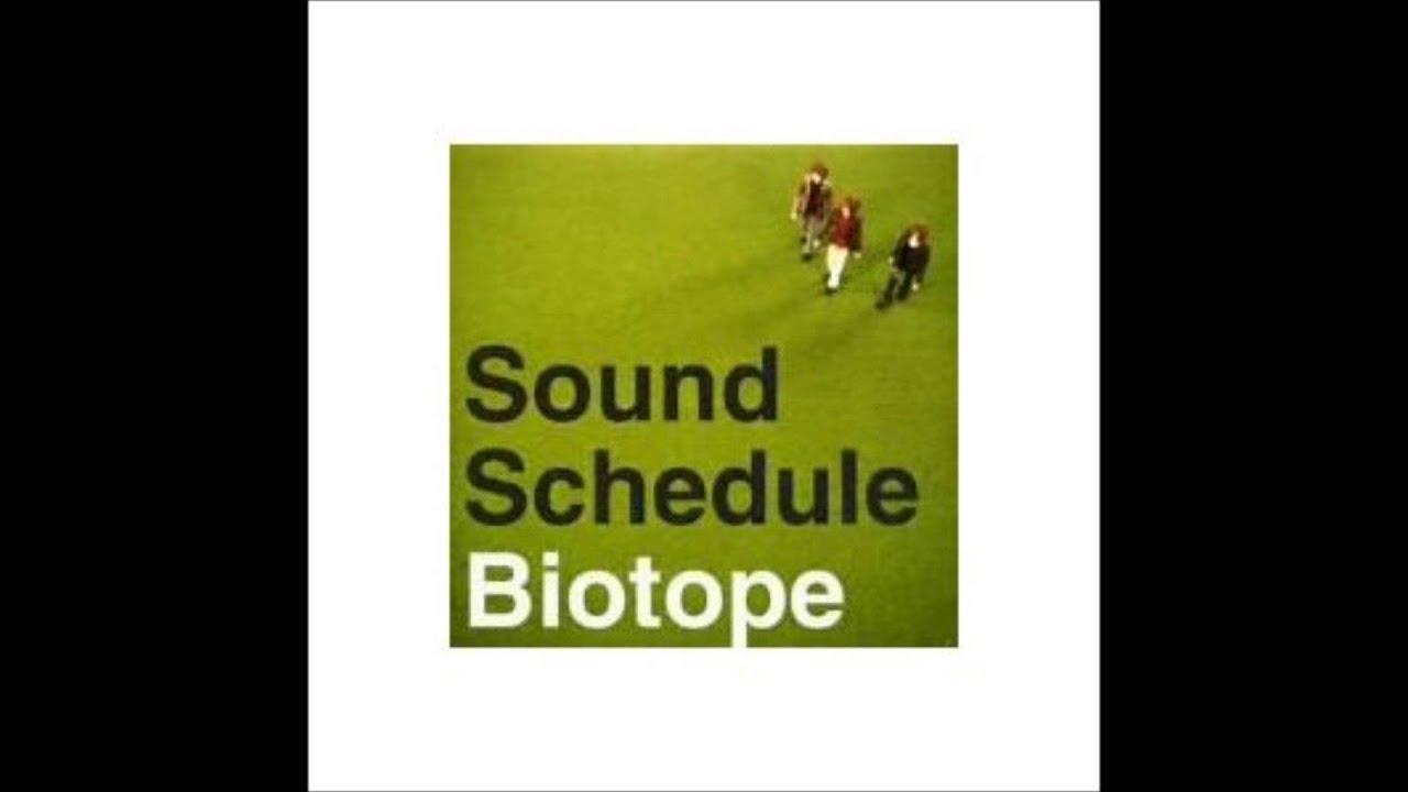 Sound Schedule - スペシャルナ...