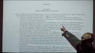 Concorsi diplomati Regione Lazio,Penitenziaria e Carabinieri