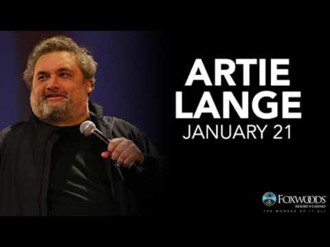 Artie BLEEPING Lange