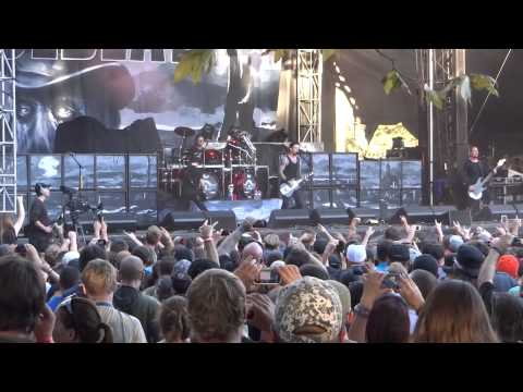 Volbeat Still Counting Aftershock Festival 2013