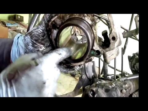 white smoke from engine fixed (cbz xtreme) 2