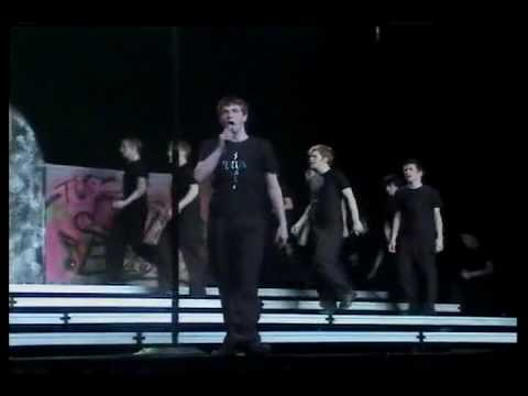 Preble Center Stage 2010 - Rent Medley