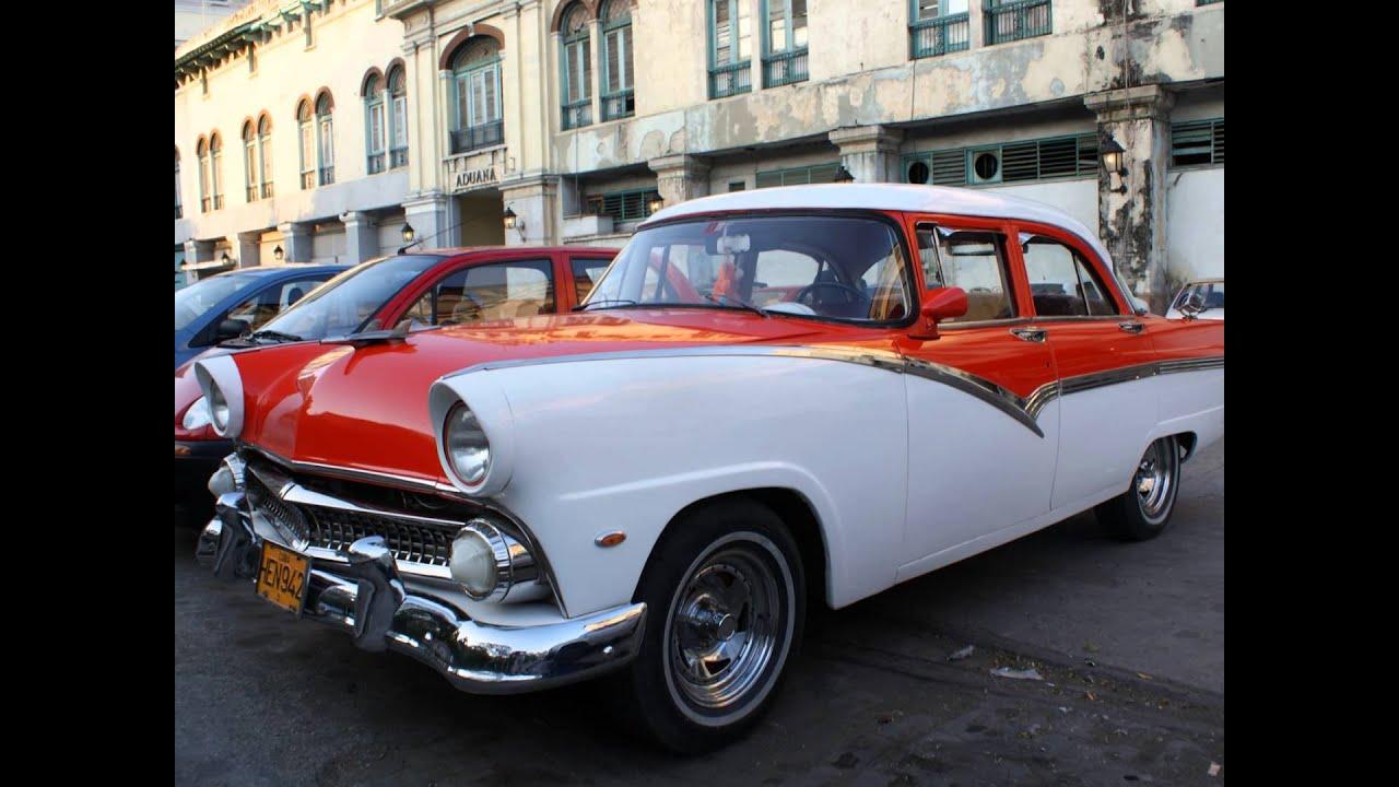 """Venta De Carros >> CUBA """"AUTOS DE LOS 50s"""""""" - YouTube"""