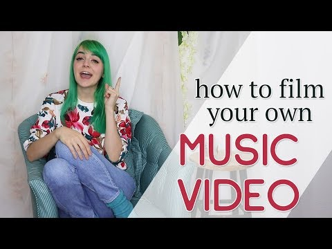 How to Film a Music Video by Yourself