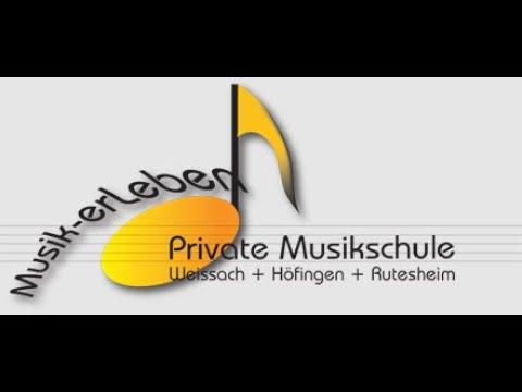 1 Virtuelles Sommerkonzert Musikschule Musik erLeben Juli 2020