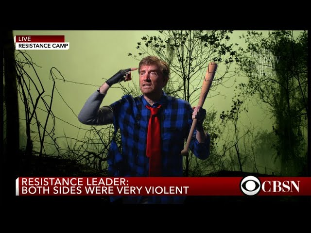 The Zombie Apocalypse Has A Both Sides Guy, Too