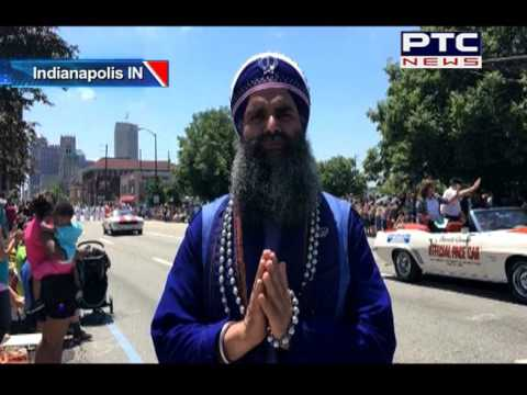 Bhangra Makes its Debut in Indy 500 Parade, IndianPolis