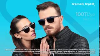 Opmar Optik Halk Bankası Reklamı