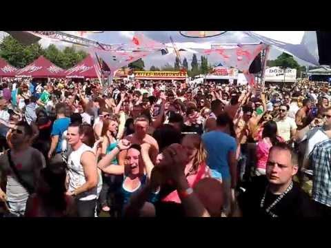 Ruhr in Love 2012 @ MasterBlaster (Mike de Ville) und FM Audio (Basslover Floor RiL2012)