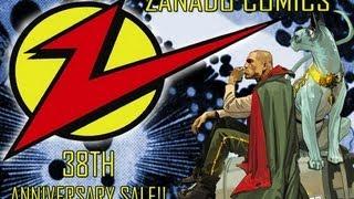 Zanadu Comics Recommends- Infinity, JLA, Saga, Deadpool, Junko Mizuno, Dr. Doom/Dr. Strange