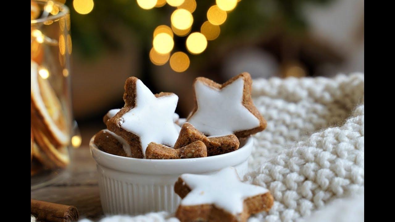 étoiles De Noël A La Cannelle Zimtsterne