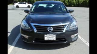 M-14 2014 Nissan Altima 2.5 S - $12,995 (San Bruno)
