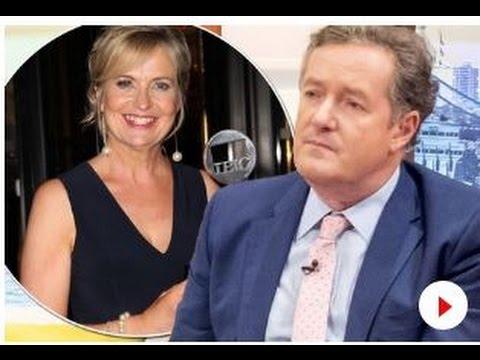 Dan Walker blasts Piers Morgan after calling weather girl Carol Kirkwood 'universally reviled'