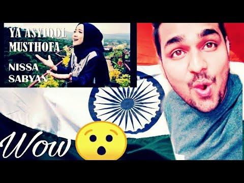 Indian reaction on YA ASYIQOL VERSI SABYAN