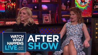 After Show: Sandra Bernhard And Jane Krakowski Do Bravologues | WWHL