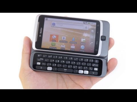 T-Mobile G2 Review
