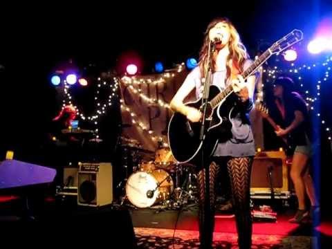 Christina Perri - Black & Blue - July 25, 2011 - Atlanta, GA
