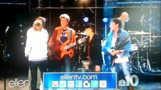 Arnel Pineda- Journey on Ellen- 11 May 2016- Open Arms