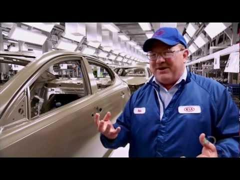 Building a Kia Optima