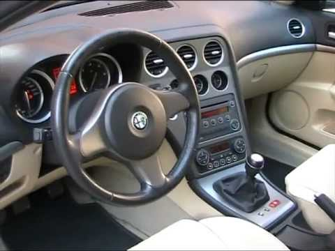 alfa romeo 159 sw 1 9 jtdm 150 cv progression youtube. Black Bedroom Furniture Sets. Home Design Ideas