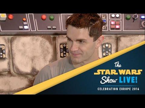 Sam Witwer   Star Wars Celebration Europe 2016
