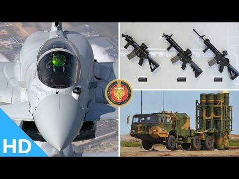 Indian Defence Updates : IAF Finalizes MMRCA ASQR,7 Lakh Carbines Deal,Pakistan Deploys LY-80