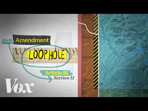 """Video image: How you could get away with murder in Yellowstone's """"Zone of Death"""""""