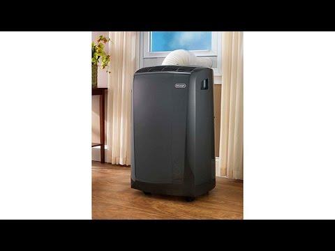 De'Longhi 13,000 BTU Portable AC with Heat Pump