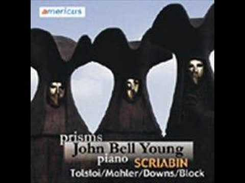 JOHN BELL YOUNG plays SCRIABIN: FRAGILITE