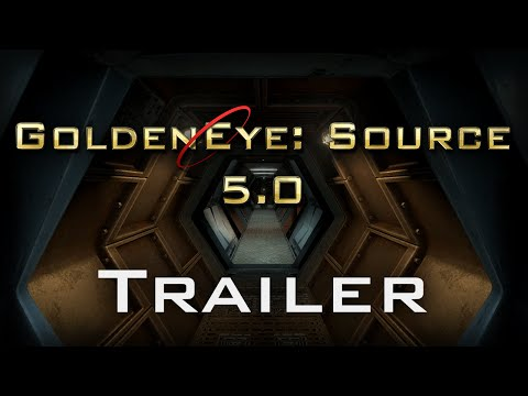 GoldenEye: Source 5.0 - Official Release Trailer