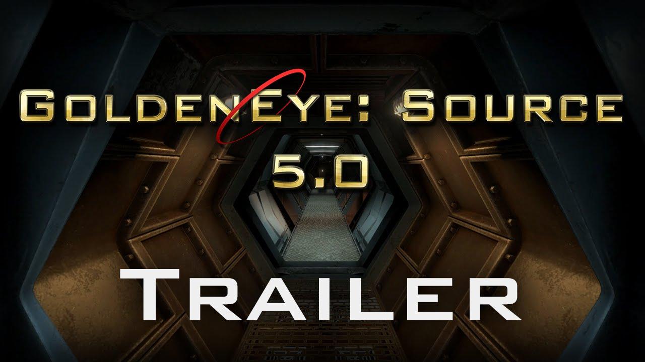GoldenEye 007 gets an unofficial multiplayer remake with modern