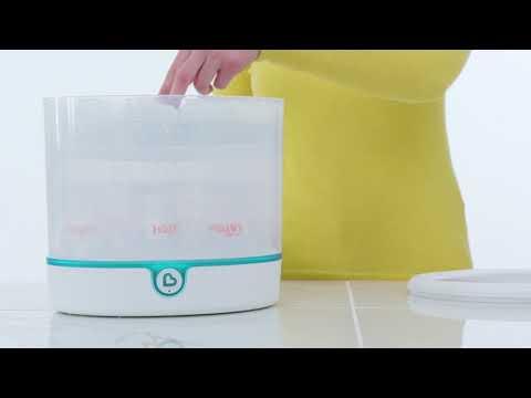 Munchkin's Clean Electric Sterilizer