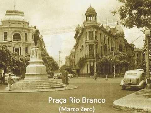 Centro do Recife - Recife de Antigamente
