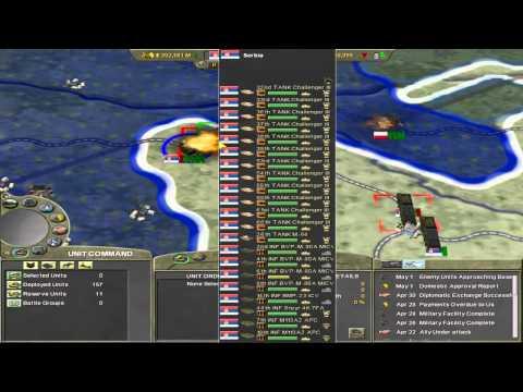 Supreme Ruler 2020 - The Kingdom of Serbia - Part 10 - Battle of Warsaw Part 1