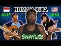 Alip Ba Ta, Jess Mancuso & Swaylex -al Collab - Tribute Indonesia - Rumah Kita Our Home